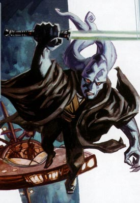 Lone Star Dodge >> RPGGamer.org (Characters D6 / Anoon Bondara (Twi-lek Jedi Master))