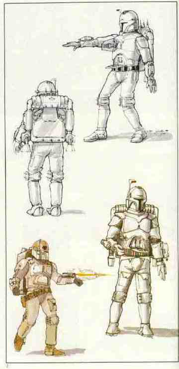 Mandalorian heavy regency armour