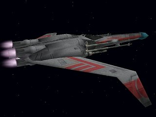 RPGGamer.org (Starships D6 / Incom T-84 Military&quot-Star-Wing&quot- Fighter)