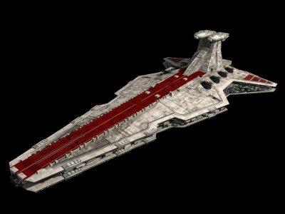 Star Wars Ships. Name: Venator Class Star