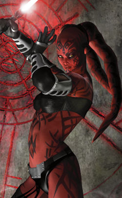 Darth Talon (Twi`lek Sith Warrior)