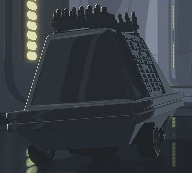 5-L (First Order Mouse Droid)