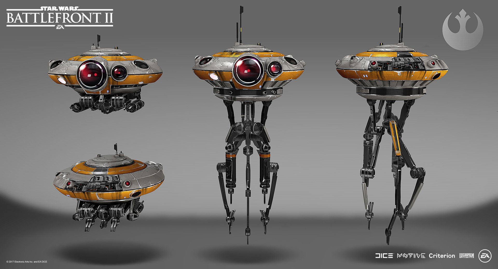 Dio (Modified Arakyd Industries ID10 Seeker Droid)