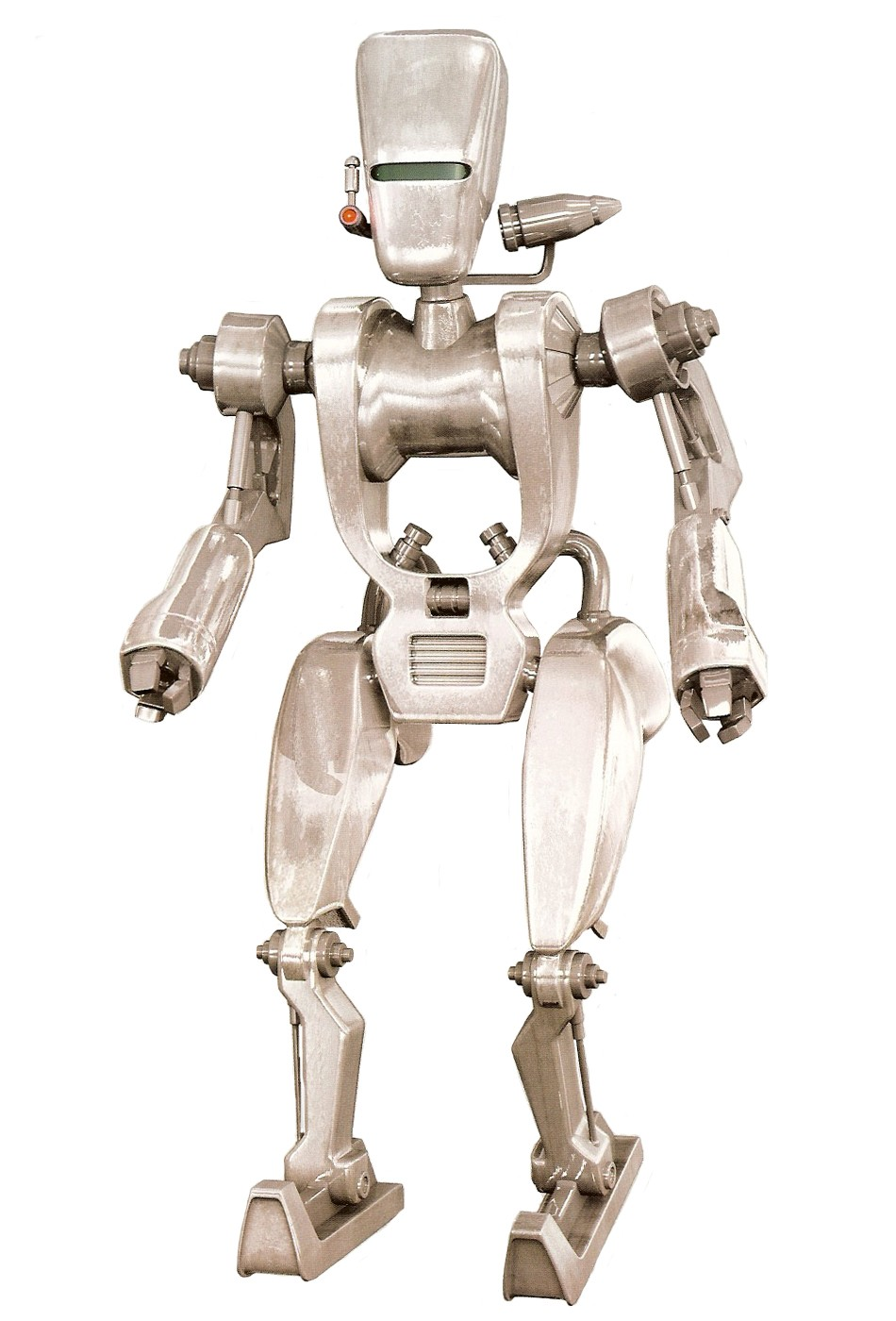 Industrial Automaton ASP-series Labor droid
