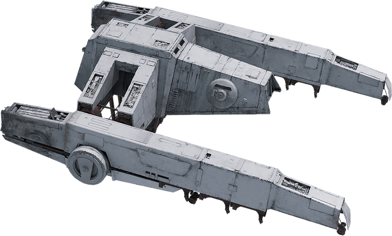 Kuat Drive Yards Y-45 armored transport hauler