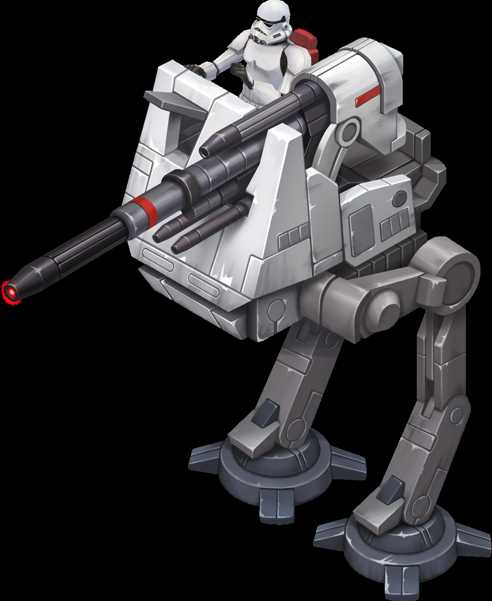 All Terrain Defense Turret (AT-DT)
