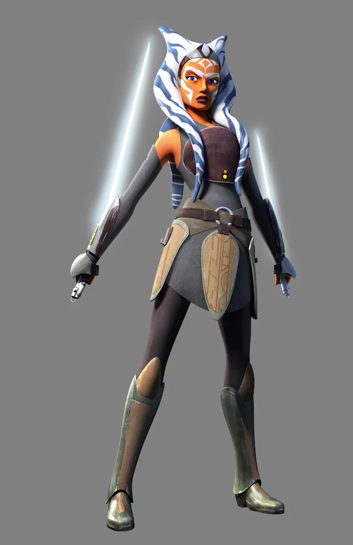 Ahsoka Tano (as of Rebels)