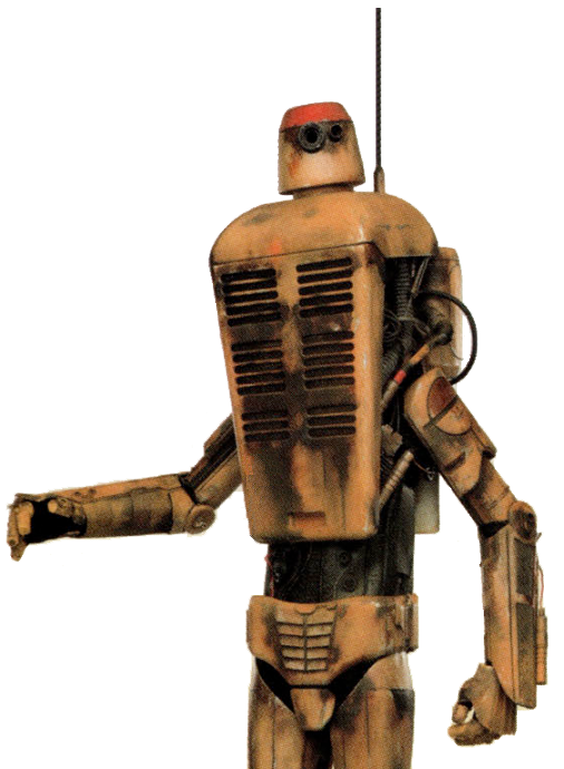H0R-series Labor droid