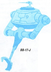 BB-17-J Labor droid
