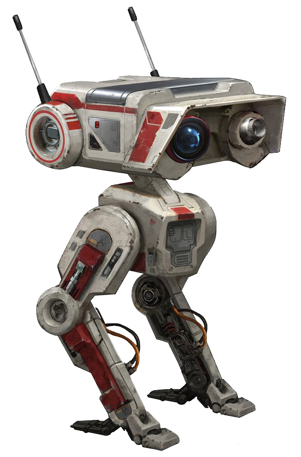 BD Unit Explorer droid