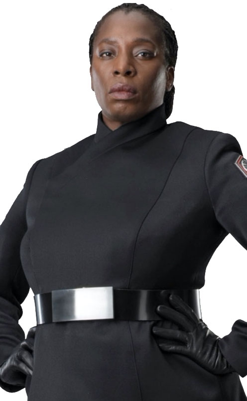 General Bellava Parnadee (First Order Officer)