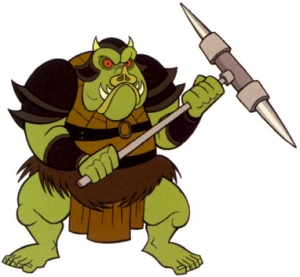 Blorga (Gamorrean Gladiator)