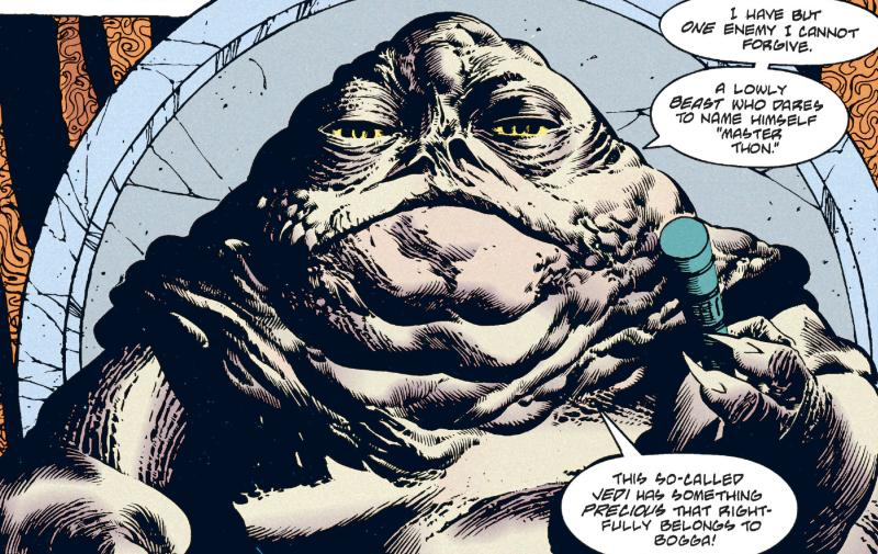 Bogga the Hutt (Hutt Crimelord)