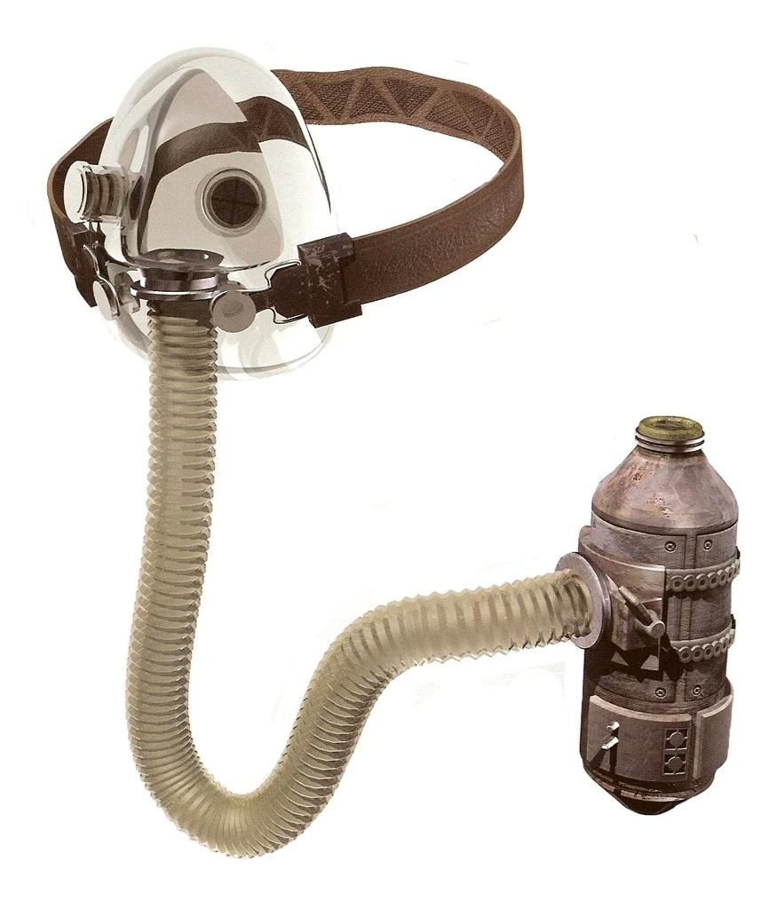 Gandorthral Atmospherics Roamer-6 Breath mask