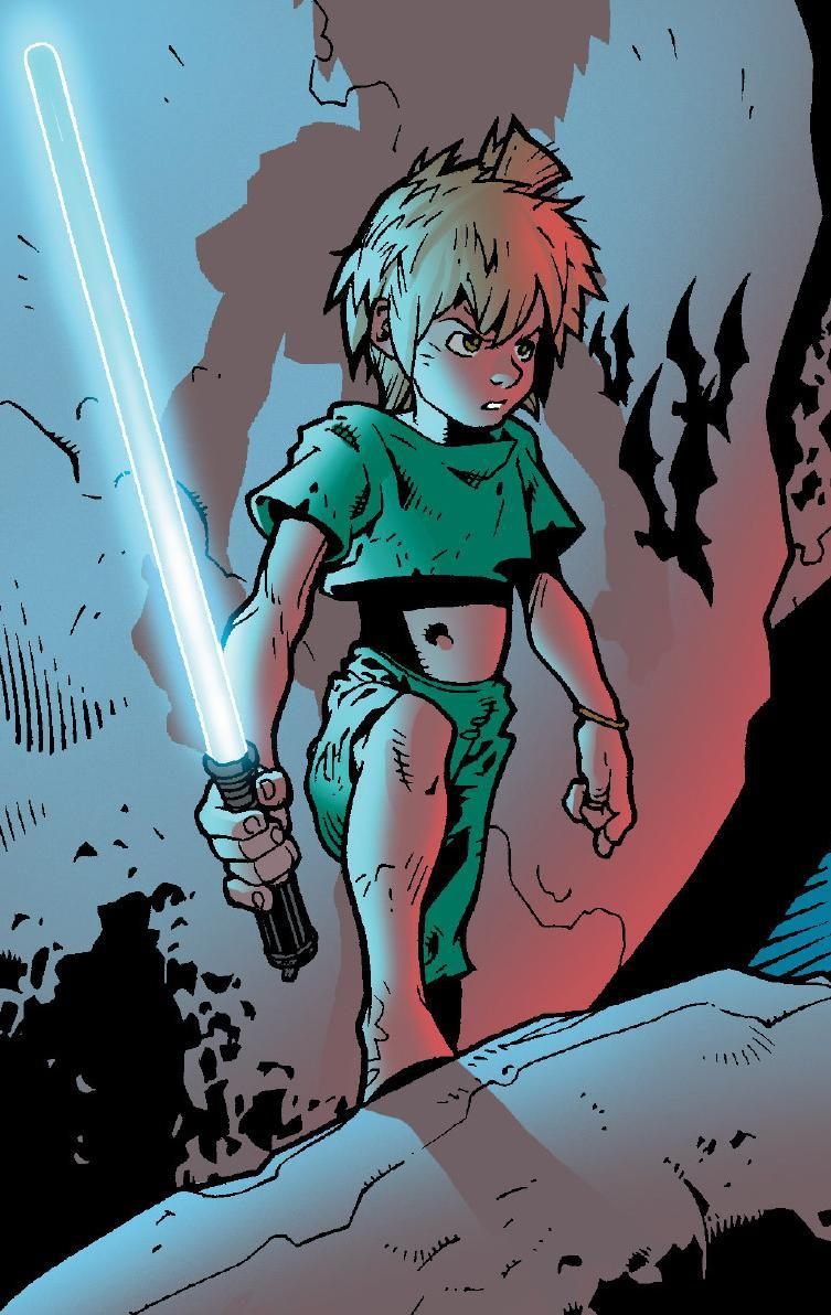 Bug (Real Name: Hardin) (Human Jedi Recruit)