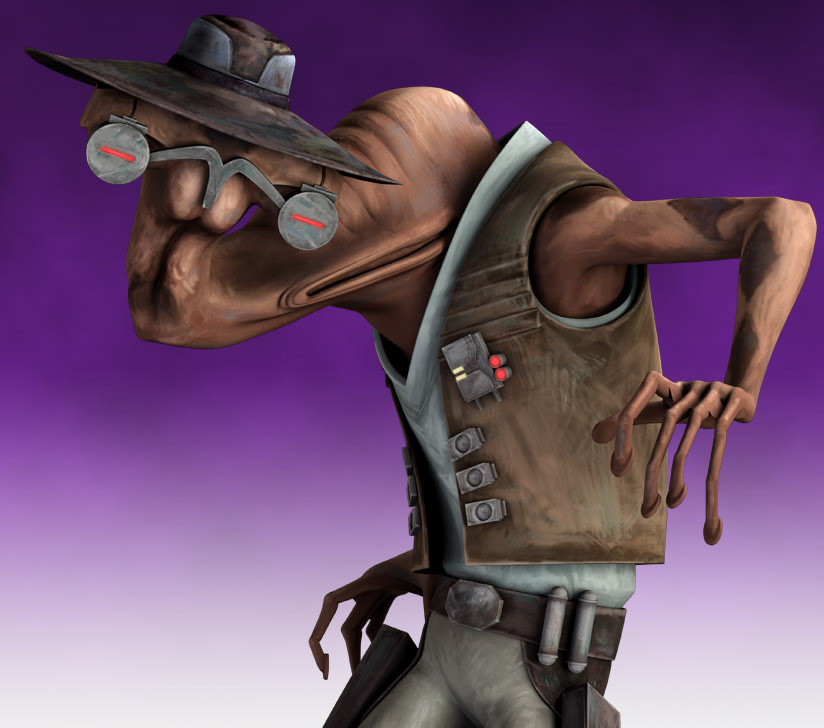 Bulduga (Ithorian Bounty Hunter)