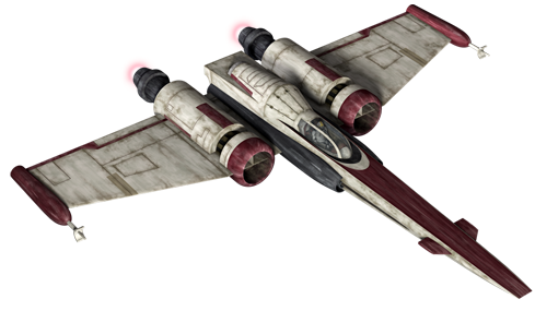 Incom Corporation / Subpro Corporation Clone Z-95 starfighter
