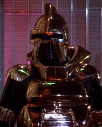 Cylon Command Centurion