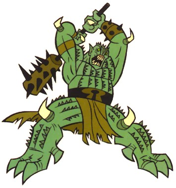 Crockagor (Rattatak Gladiator)