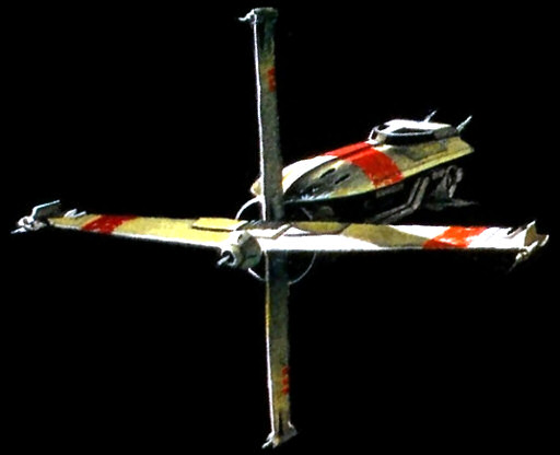 Incom Corporation CF9 Crossfire starfighter