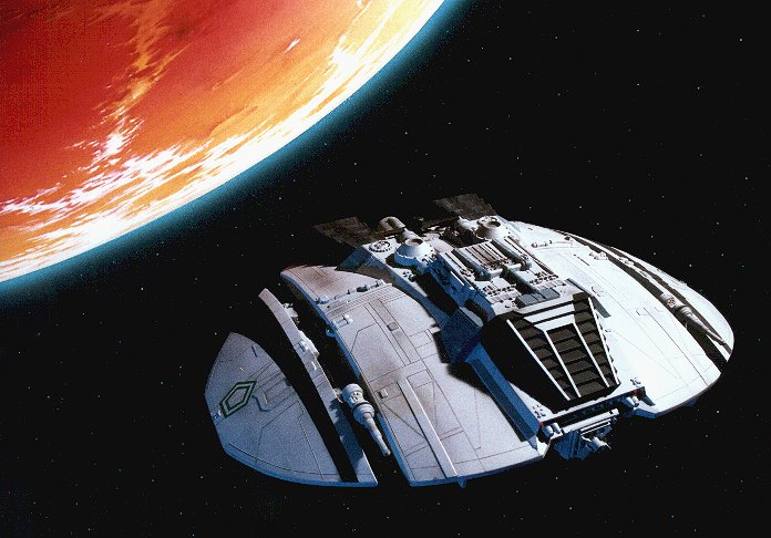 Cylon Raider (Original Series)