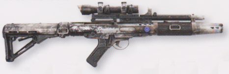 BlasTech Industries DH-17 Blaster rifle