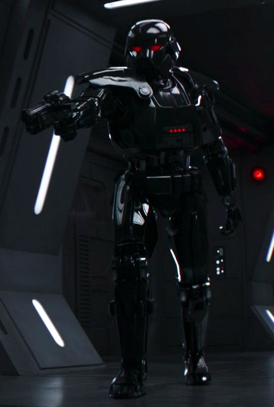 Third-Generation Dark Trooper