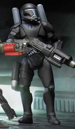 Darman Skirata, Clone Commando