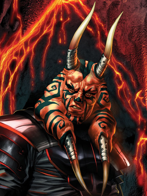 Darth Wyyrlok (Chagrian Sith Lord)