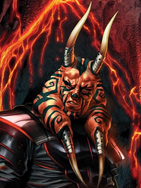 Rpggamerorg Characters D6 Darth Wyyrlok Chagrian Sith Lord