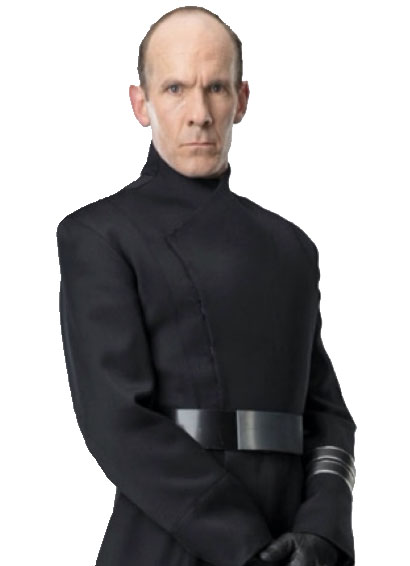 General Domaric Quinn (First Order Officer)