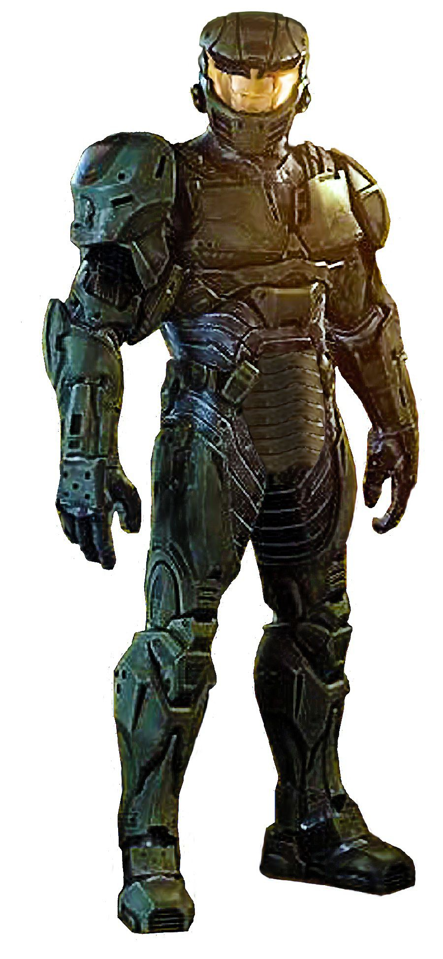 Droidified enhancement Stealth combat armor