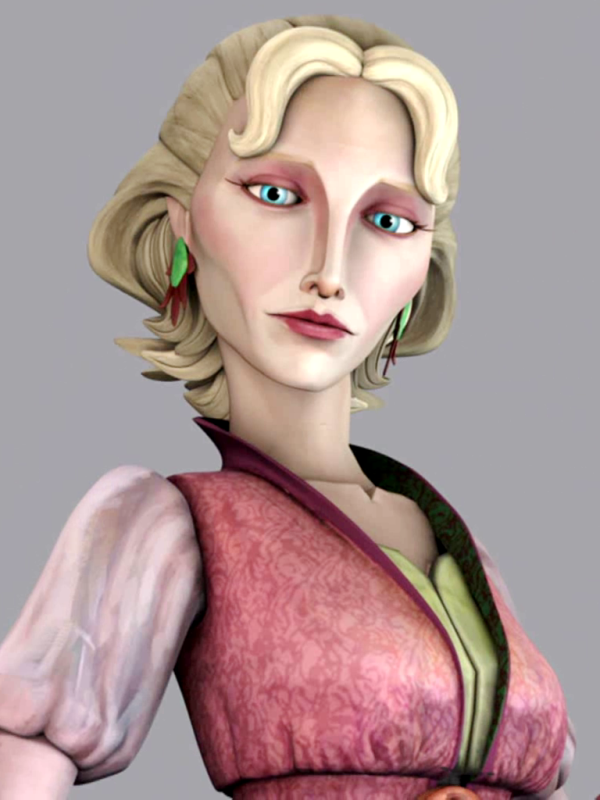Duchess Satine Kryze (Mandalorian Politician)