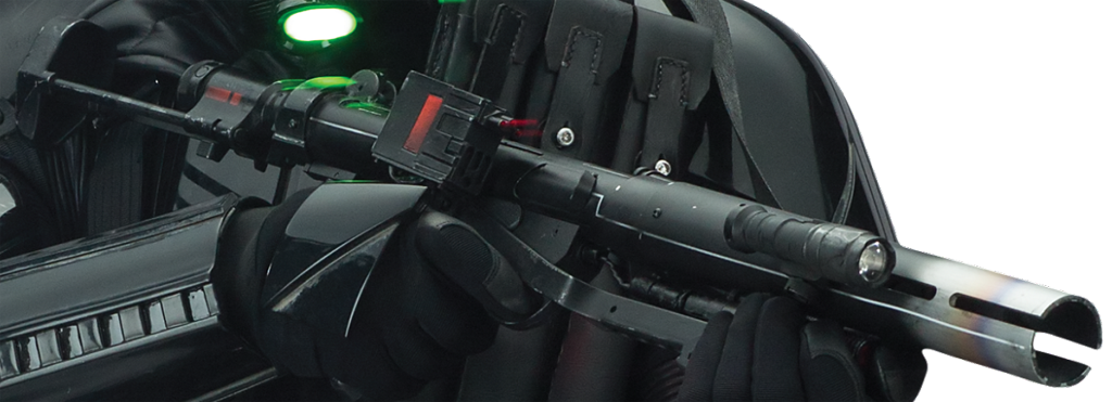 BlasTech Industries E-11D Blaster rifle
