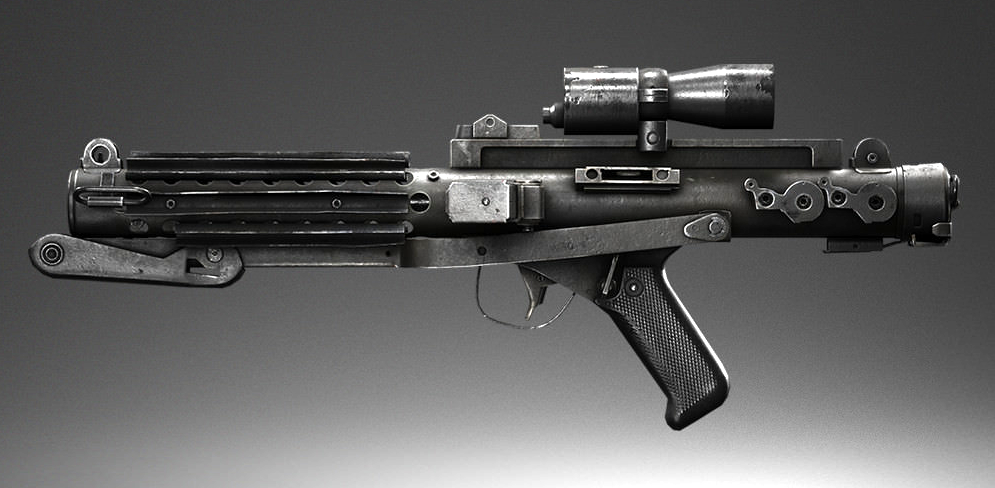 BlasTech Industries E-11 Stormtrooper blaster rifle