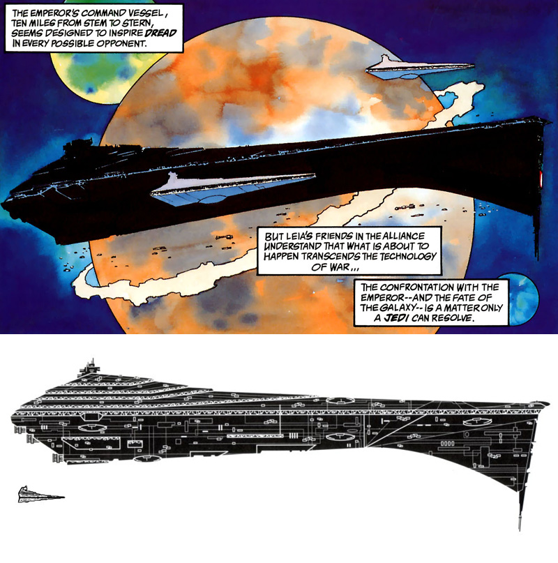 Kuat Drive Yards Eclipse-class Super Star Destroyer