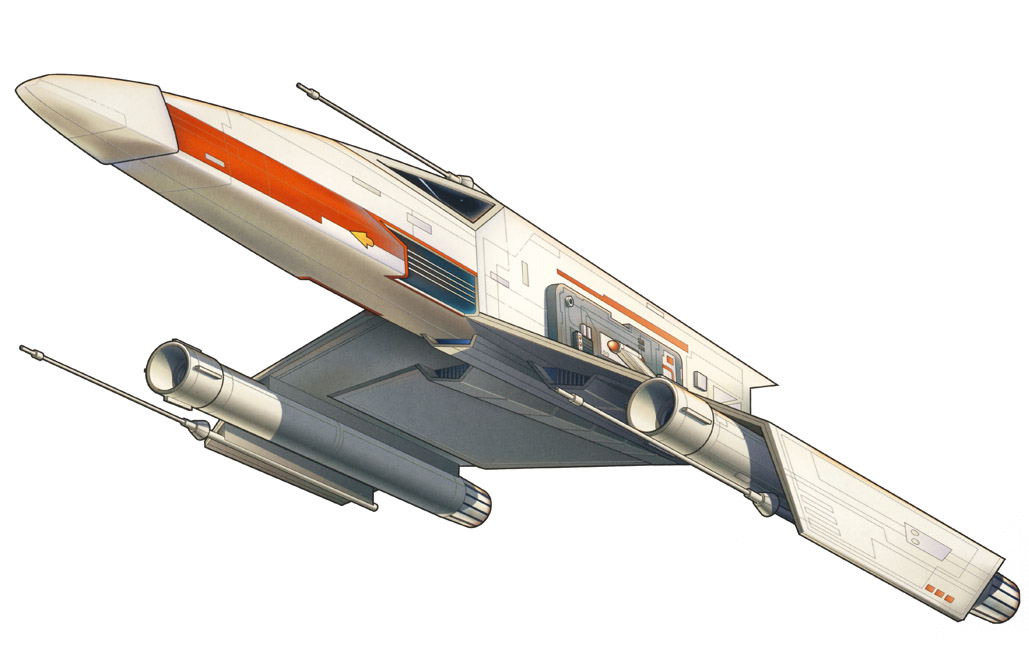 FreiTek Inc. Series-IV E-wing