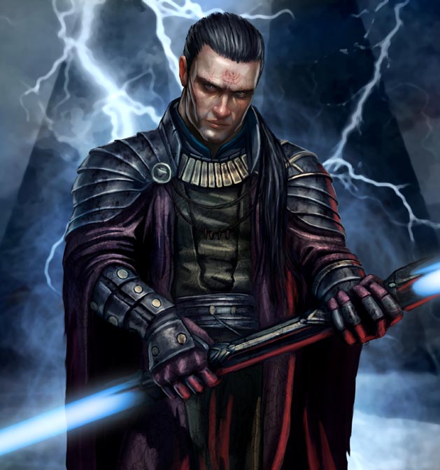 Exar Kun (Human Dark Lord of the Sith)
