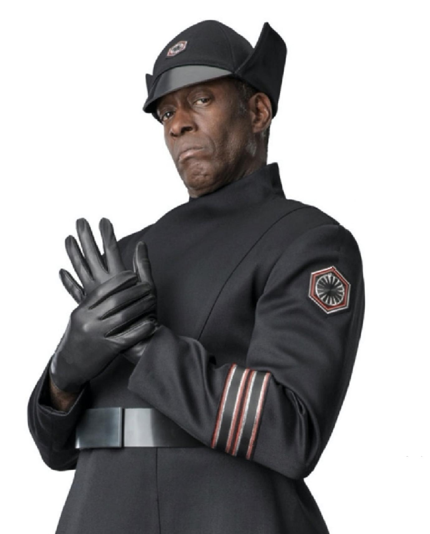 Admiral Frantis Griss (First Order Officer)