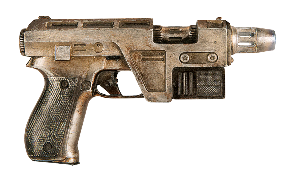 Eirriss Ryloth Defense Tech Glie-44 blaster pistol
