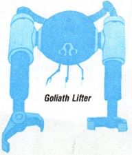 Goliath Lifter Labor Droid