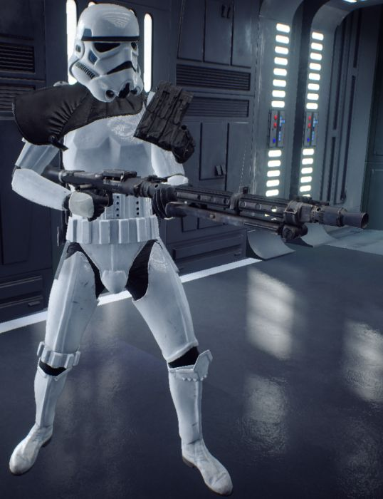 Heavy Weapons Stormtrooper