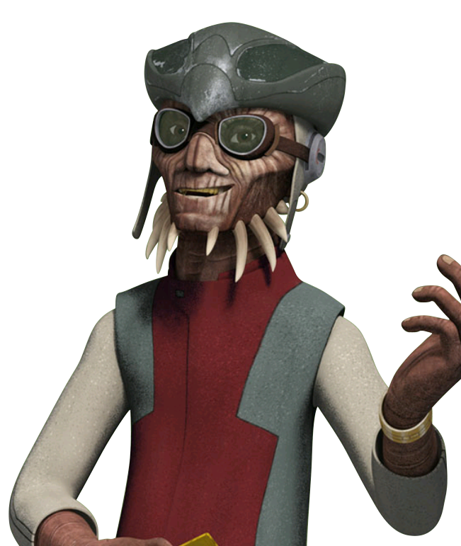 Hondo Ohnaka (as of The Clone Wars)