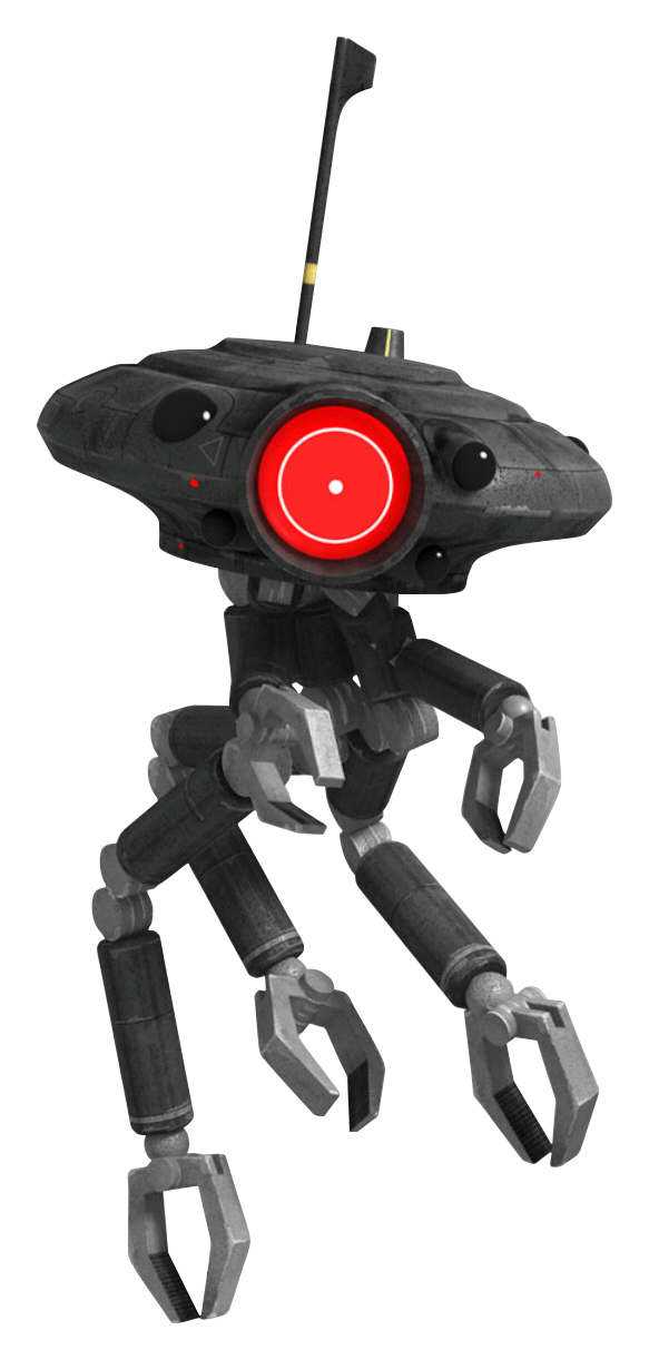 Arakyd Industries ID9 seeker droid