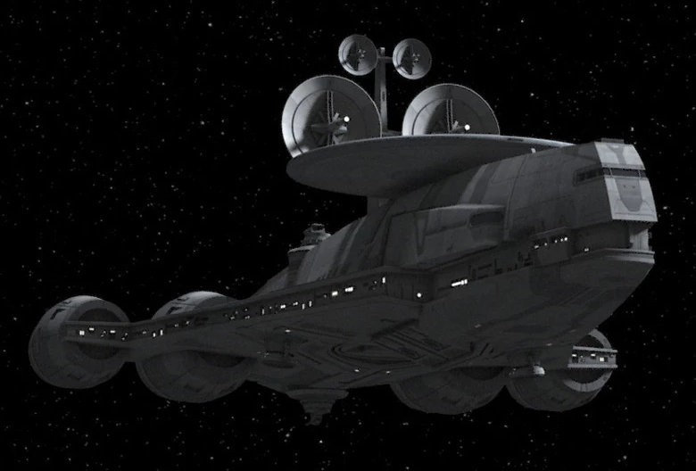 Corellian Engineering Corporation IGV-55 surveillance vessel