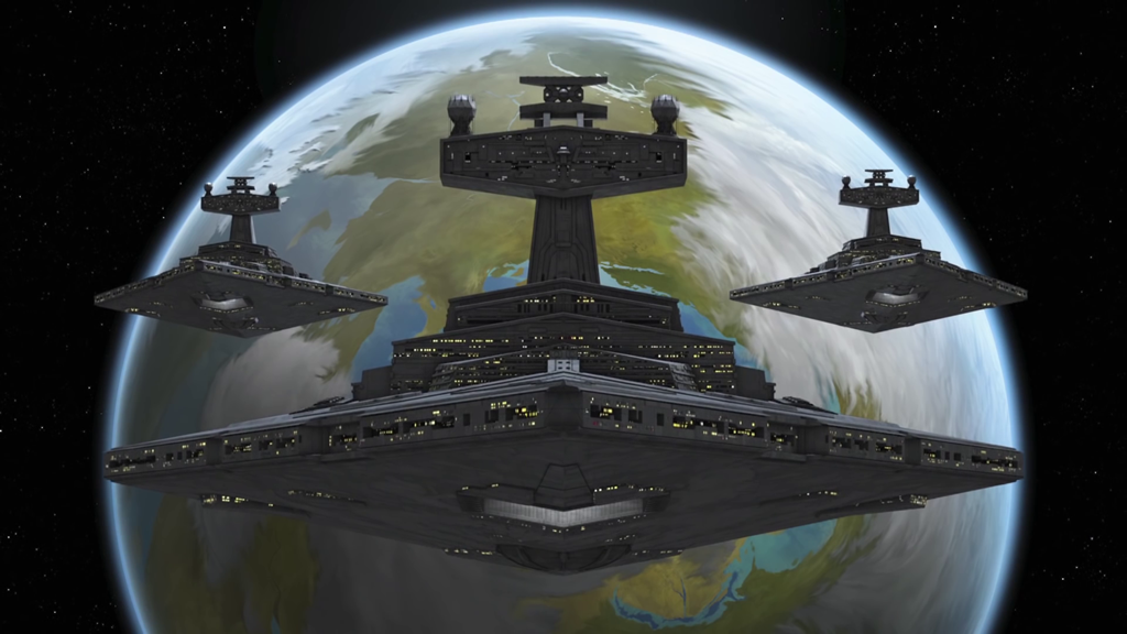 Kuat Drive Yards Imperial I-class Star Destroyer