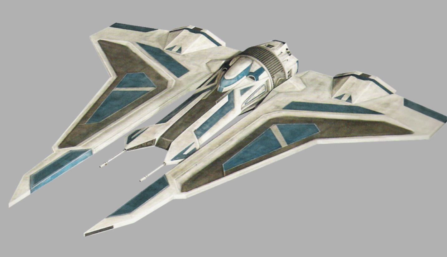 MandalMotors Kom'rk-class fighter/transport
