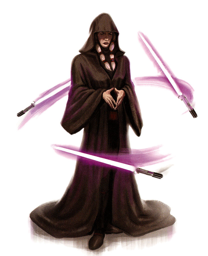 Darth Traya (Dark Lord of the Sith)