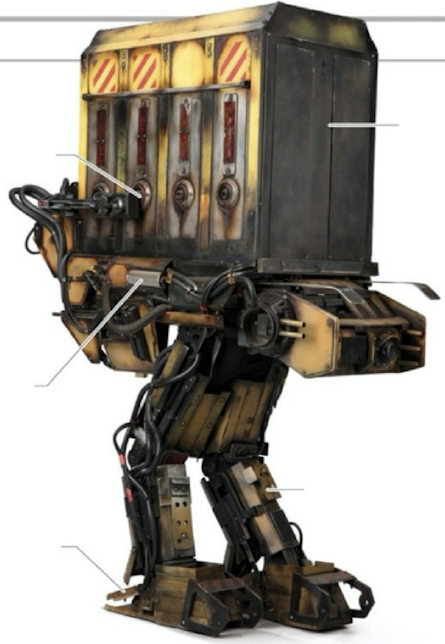 LC-24 fire droid