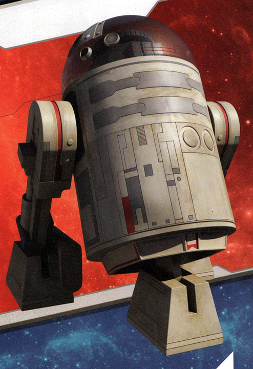 Lothal Logistics Limited astromech droid